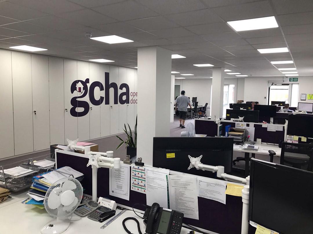 GCHA Office